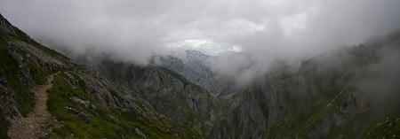 Panoramica de la zona de Pandebamo