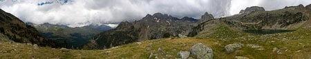 Panoramica Gran Ibon de Batisielles