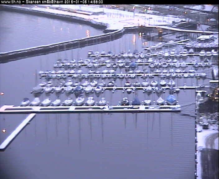 Trondheim - Skansen Por Trondheim Havn