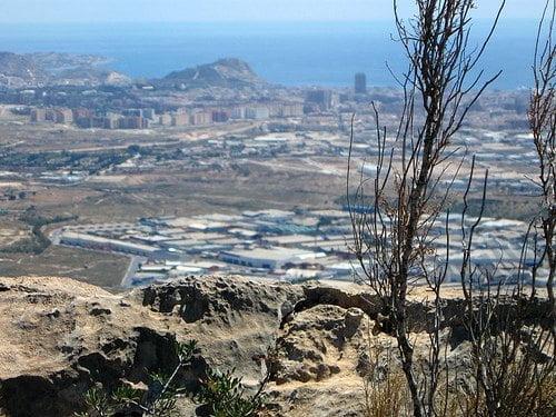 Sierra de Fontcalent (Fotografia de linkalicante.com)