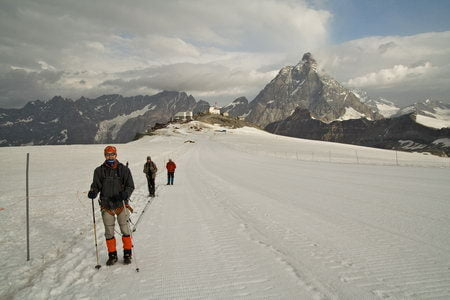 Alpes: Subida al Breithorn (4164m.) fallido 3